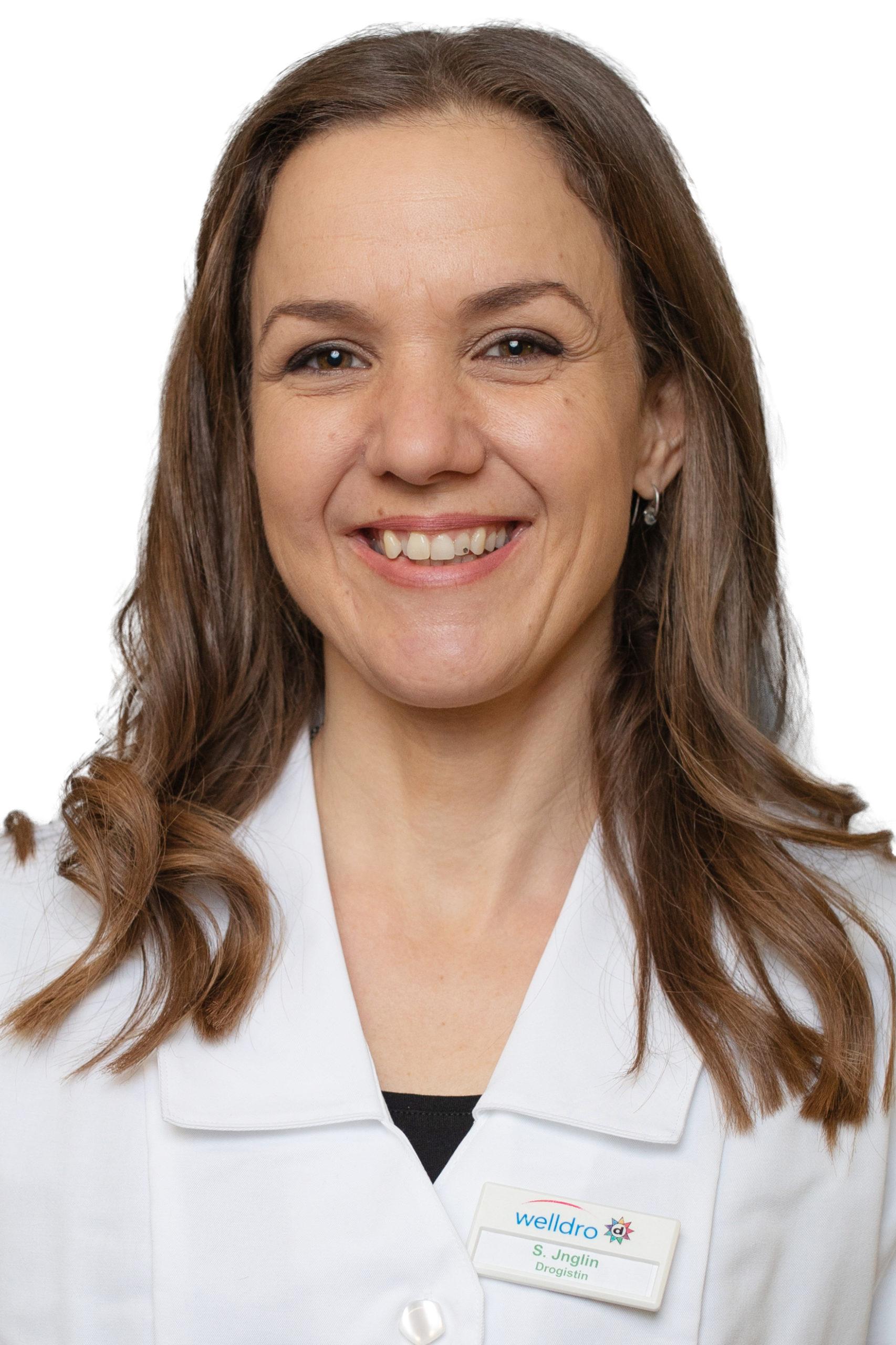 Sarah Inglin : Drogistin EFZ